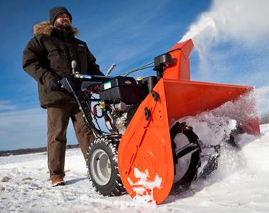 Ariens ST28DLE Pro Snow Blower