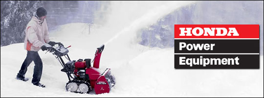 Honda Snow Blower Feature Guide