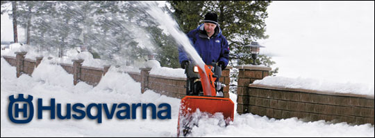 Husqvarna Snow Blower Feature Guide