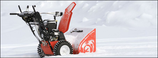Starting Your Snow Blower - The Ultimate Cheat Sheet