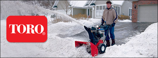 Toro Snow Blower Feature Guide