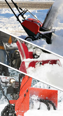 Single stage snow blower, two stage snow blower, consumer, prosumer, professional snow blowers