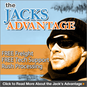You have the Jacks Advantage. Free Freight Shipping. Free Technical Support for the life of your snow blower