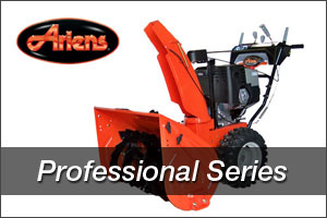 Ariens Professional Series Snow Blowers
