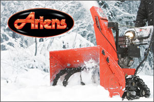 Ariens Two Stage Snow Blower
