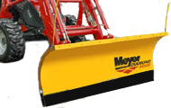 Compact Tractor Snow Plows
