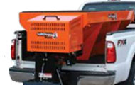 Gas Drive Salt Spreader