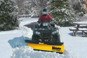 ATV UTV Snow Plows