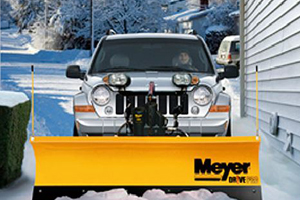 Meyer Snow Plows & Snow Removal Equipment