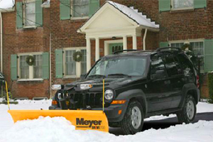 Truck SUV Snow Plows