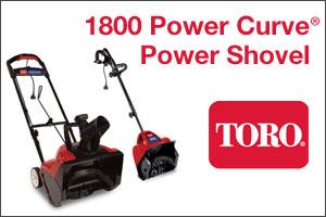 Toro Electric Snow Blowers