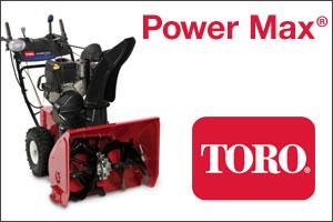 Toro Power Max Snow Blower