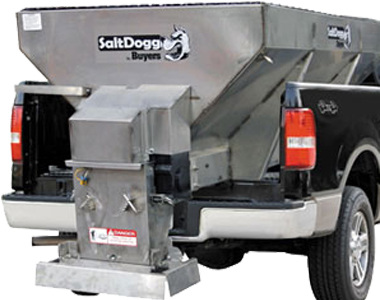 Buyers 1400601SS Spreader SnowBlowersAtJacks.Com