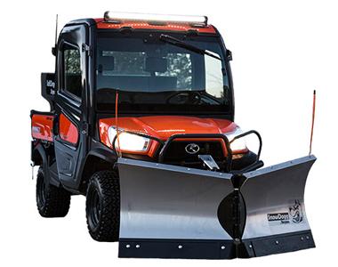 Buyers VUT65 - Snow Plow SnowBlowersAtJacks.Com