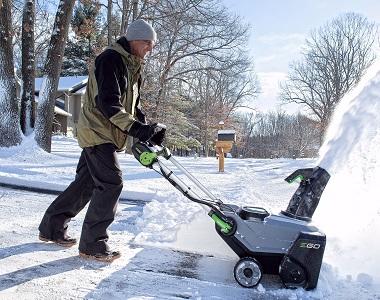 EGO STN2100 Snow Blower