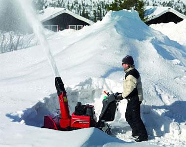 Honda HS1336IAS Hybrid Snow Blower