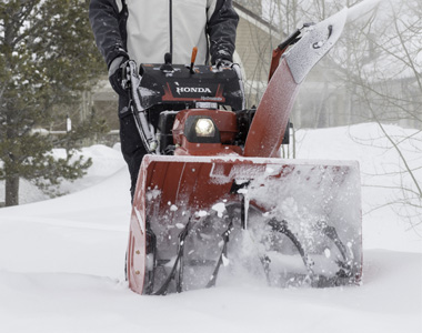 Honda HSS1332AATD Snow Blower