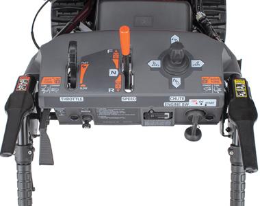 Honda HSS724ATD Snow Blower