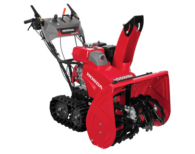 Honda HSS928AT SnowBlowersAtJacks.Com