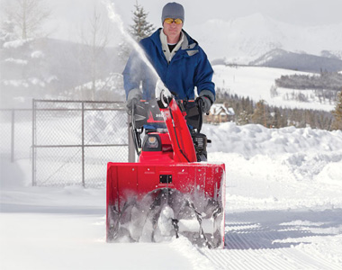 Honda HSS928AW Snow Blower
