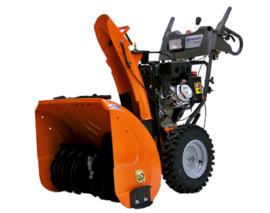 Husqvarna 12527HV Two Stage Snow Blower