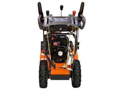 Husqvarna 12527HV Snow Blower Back