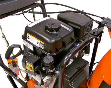 Husqvarna 12527HV Snow Blower Engine