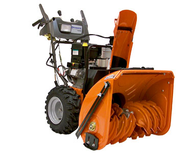 Husqvarna 14527E Two Stage Snow Blower