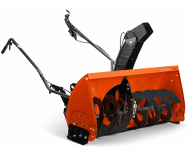 Husqvarna 42 inch Two Stage Tractor Mount SnowBlowersAtJacks.Com