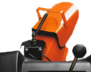 Husqvarna ST224 Two Stage Snow Blower