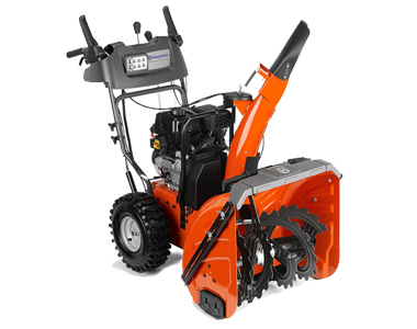 Husqvarna St324p 24 Inch 254cc Two Stage Snow Blower W Power
