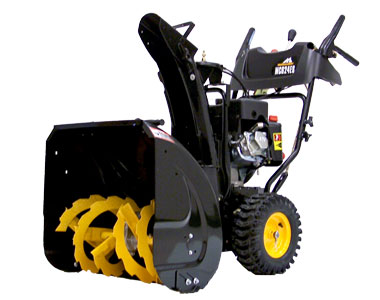 McCulloch MC624ES Two Stage Snow Blower