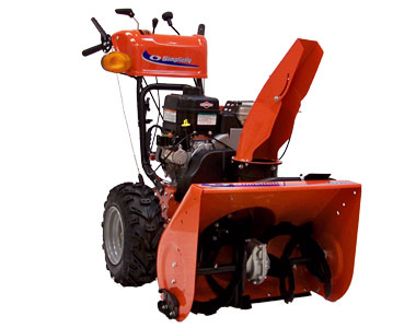 Simplicity I1224E Two Stage Snow Blower