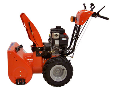 Simplicity I1224E Snow Blower Right Side