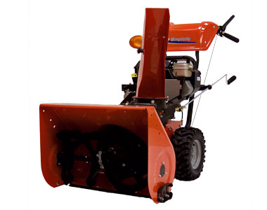 Simplicity I924E Two Stage Snow Blower