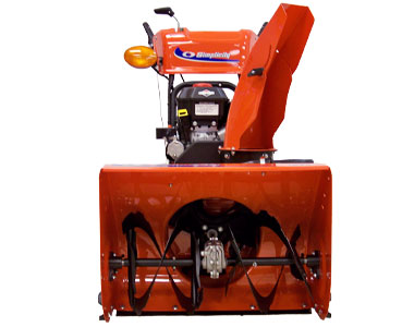 Simplicity I924E Snow Blower Front