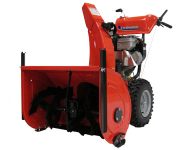 Simplicity L1528E Two Stage Snow Blower