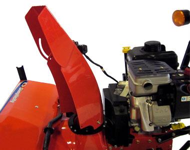 Simplicity L1730E Snow Blower Chute