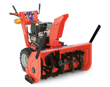 Simplicity P1732E Two Stage Snow Blower