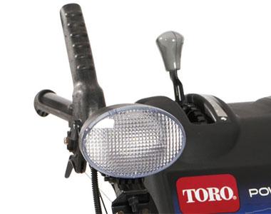 Toro Power Max HD 1028OXE Snow Blower