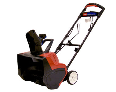 Toro 1800 Power Curve Electric Snow Blower