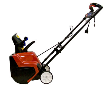 Toro 1800 Power Curve Electric Snow Blower Right