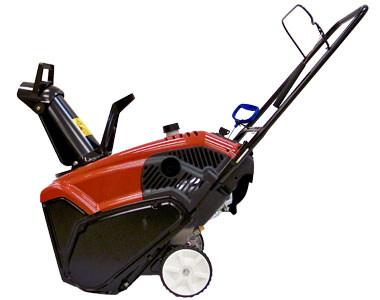 Toro Power Clear 621E Snow Blower Right Side