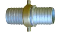 Aluminum with Brass Swivel Pin Lug Coupling Set