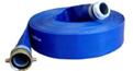 Blue Goodyear Spiraflex Discharge Hose