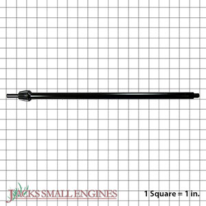 156543 STEERING SHAFT ASSEMBLY