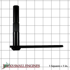 532156365 Pitman Shaft Assembly