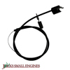Trimmer Drive Control Cable 532181699