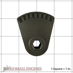 00184300 Chute Actuation Gear