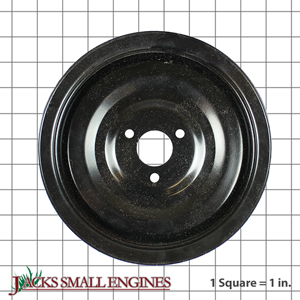 00268751 Dual Groove Pulley